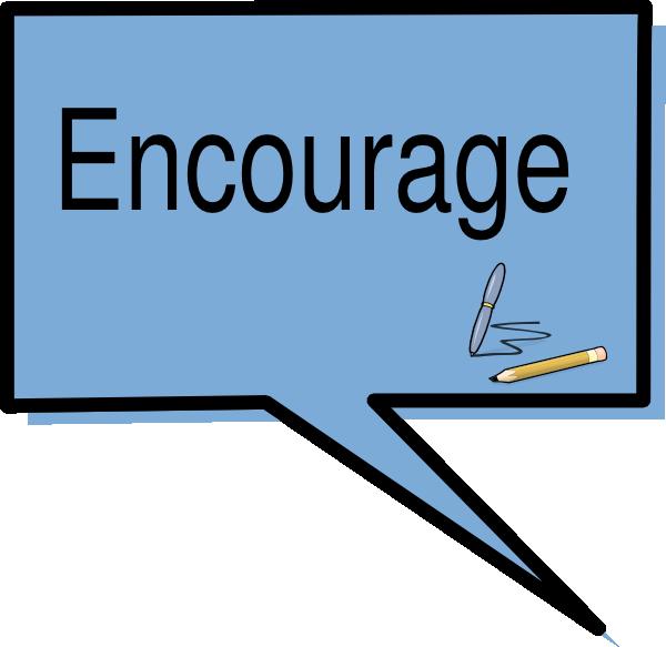 Encourage Clip Art at Clker.com.