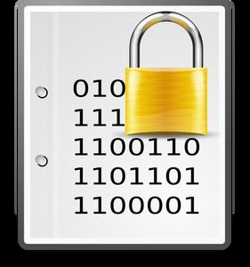 Encryption Clipart.