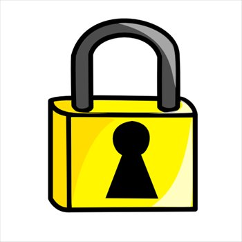 Encryption Clipart.