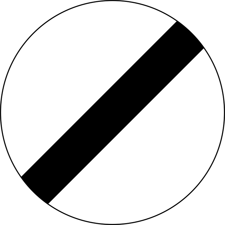 Free vector graphic: Traffic Sign.