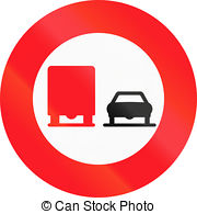 No overtaking by lorries Illustrations and Stock Art. 9 No.