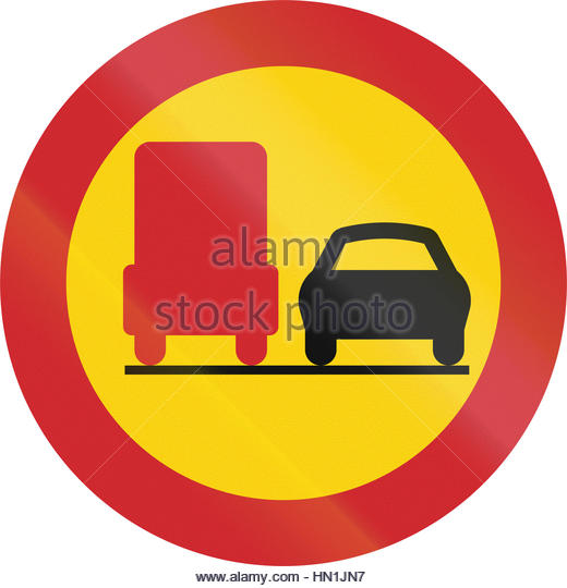 Lorry Prohibition Sign Stock Photos & Lorry Prohibition Sign Stock.