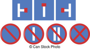 End priority road sign Vector Clip Art EPS Images. 6 End priority.