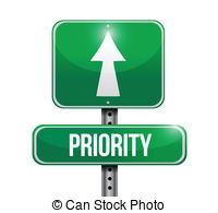 Priority road Stock Illustrations. 371 Priority road clip art.
