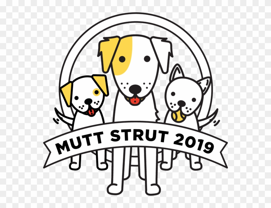 Register For Mutt Strut By End Of Day Friday April Clipart (#4131857.