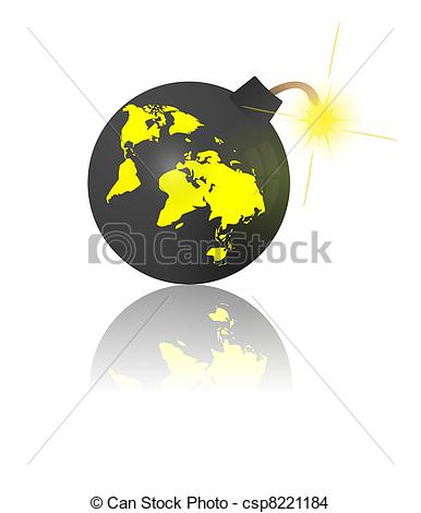 End Of World Clipart.