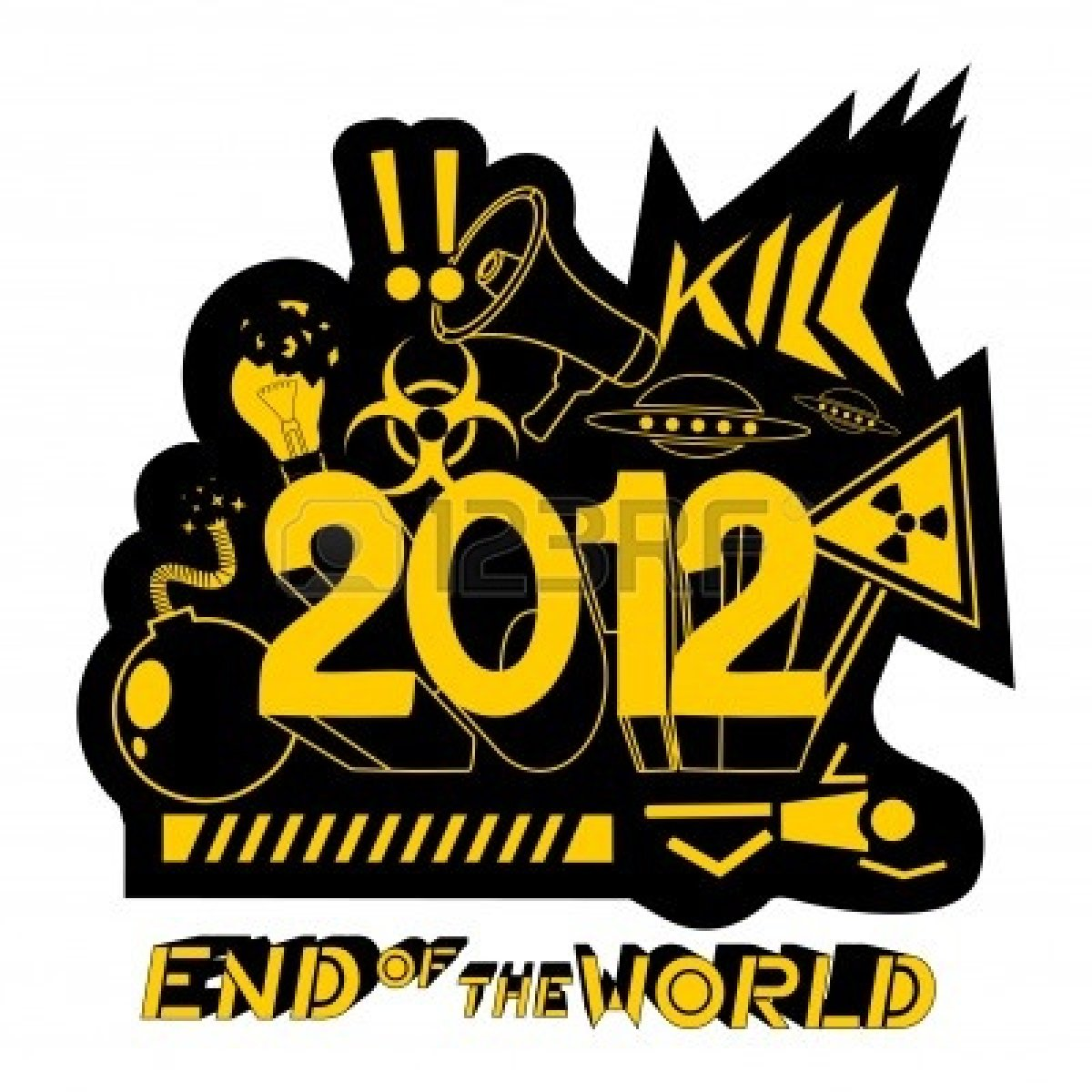 Free Clipart End Of The World.