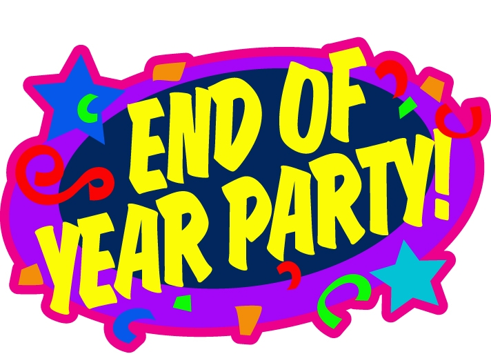 End Of Year Celebration Clipart.