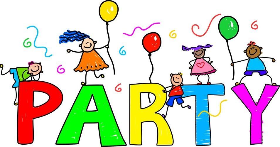 Mr. Deris' 2nd Grade Blog: Mr. Deris' End of the Year Party.