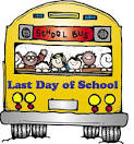 Clipart end of school year.