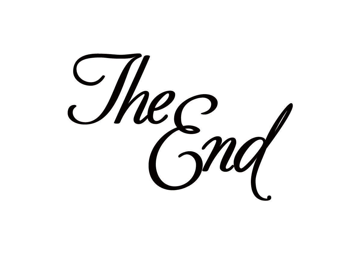 PNG The End Transparent The End.PNG Imag #159758.