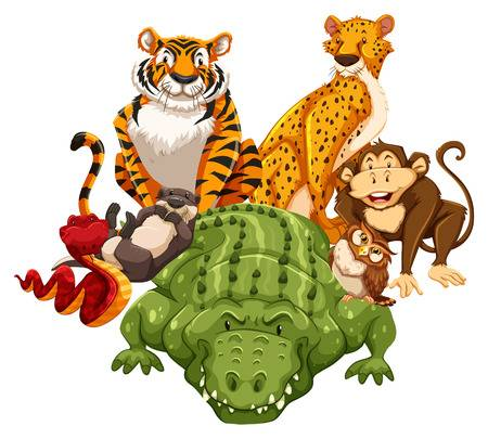 8,889 Endangered Animals Stock Illustrations, Cliparts And Royalty.