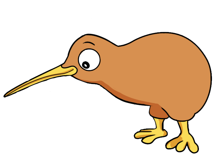 Free to Use & Public Domain Kiwi Clip Art.