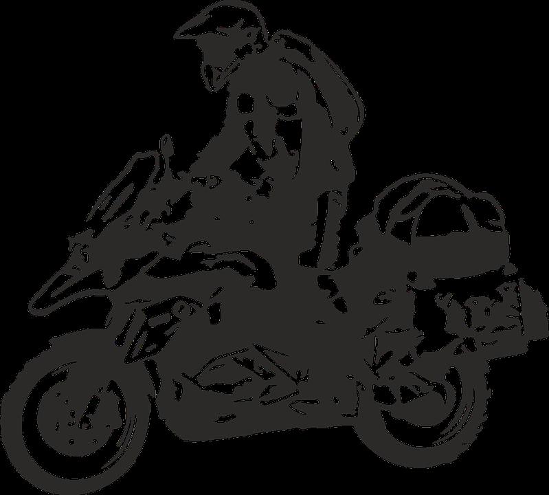 Free vector graphic: Moto, Enduro, Travel, Terrain.