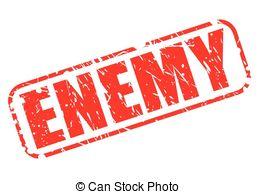 Enemy Clip Art.
