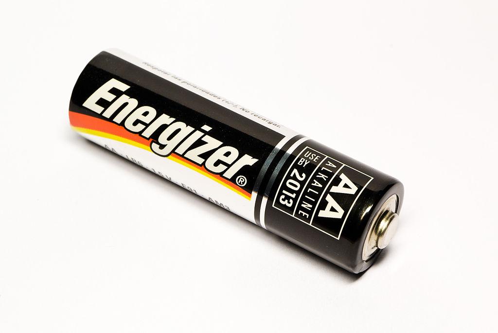 Energizer Battery Clipart.