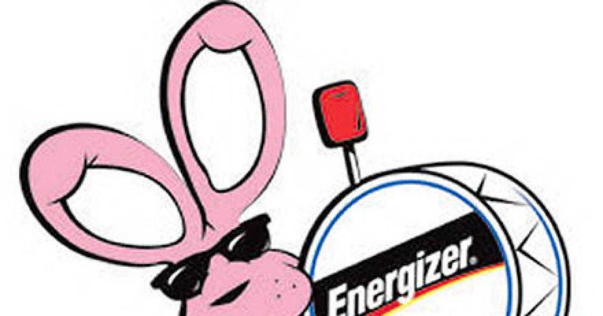 Energizer Bunny.