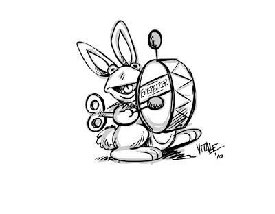 Energizer Bunny Clip Art #FSbN9i.