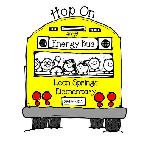 Energy Bus Clipart.