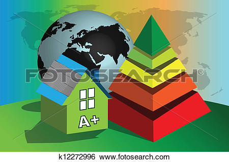 Clip Art of Energy consumption k12272996.