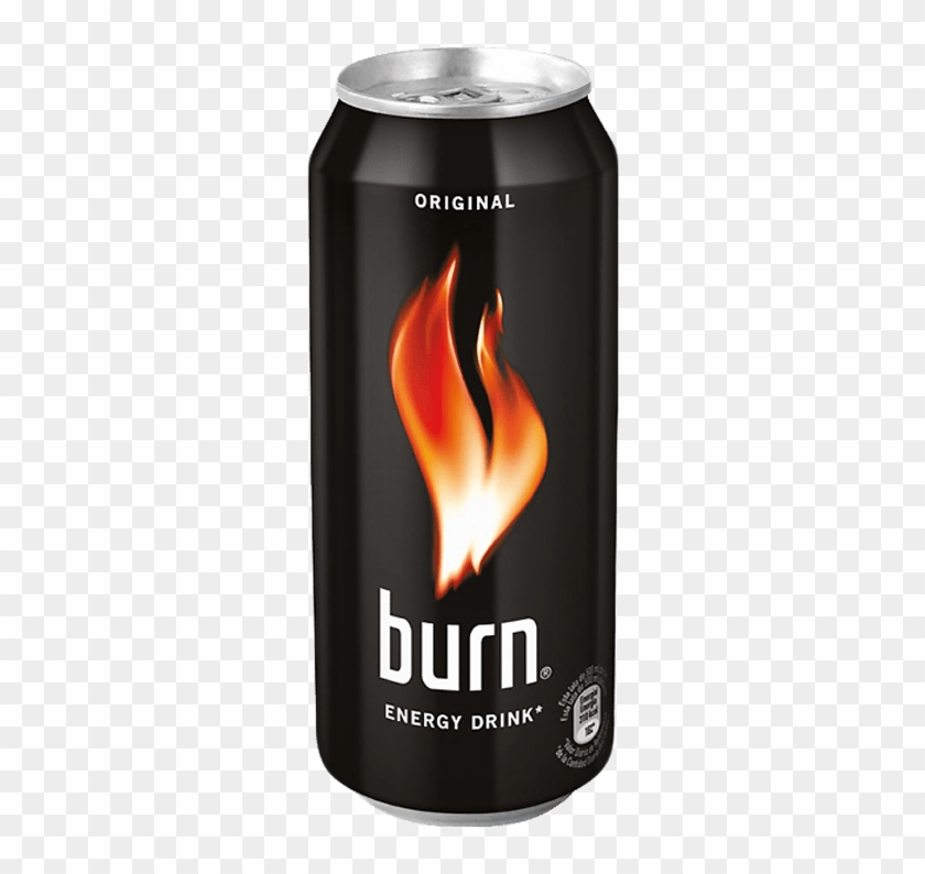 Burn Original Energy Drink Can 500 Ml.