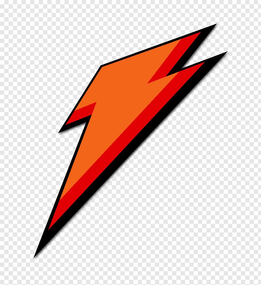 The Flash logo illustration, The Gatorade Company Sports.