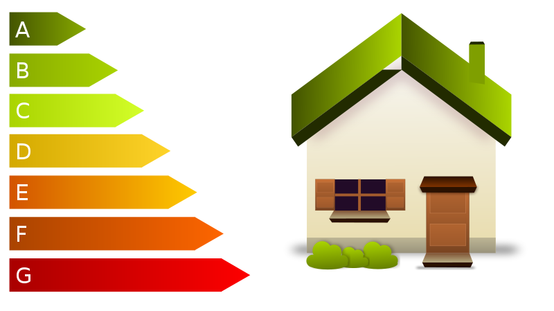 Free Clipart: Energy Efficiency In The Home.