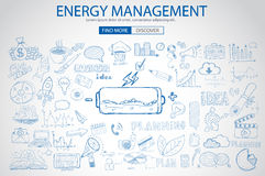 Energy Management Stock Images.