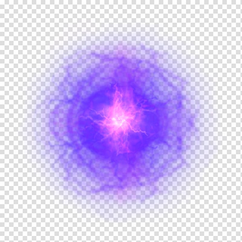 Energy ball effects transparent background PNG clipart.