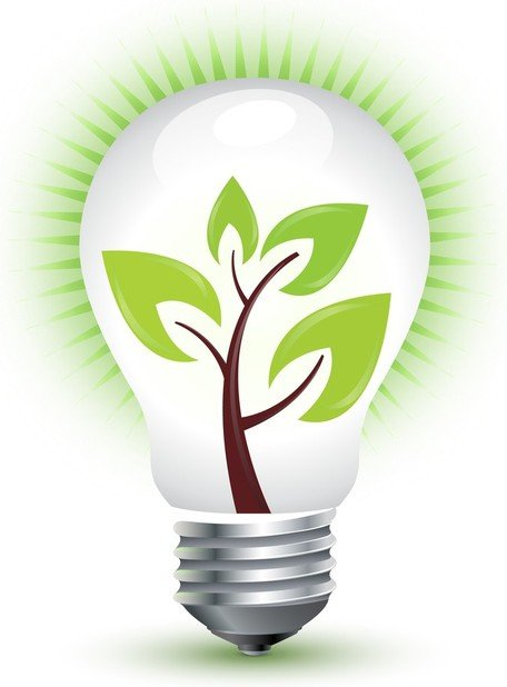 Green Ideal Energy Clipart Picture Free Download.