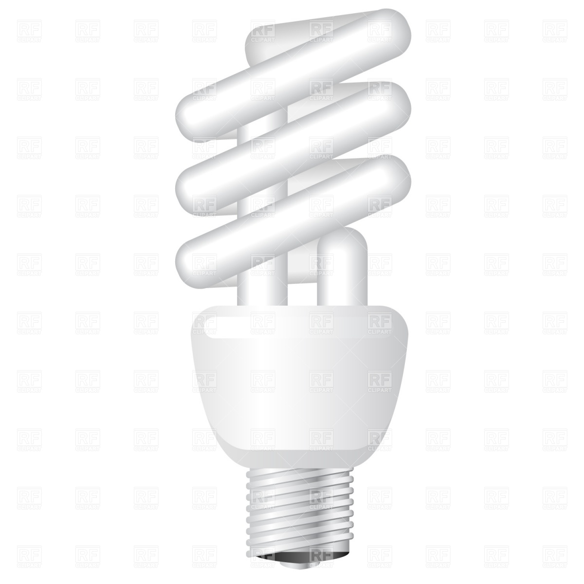 Energy Saving Lamp Clipart Clipground