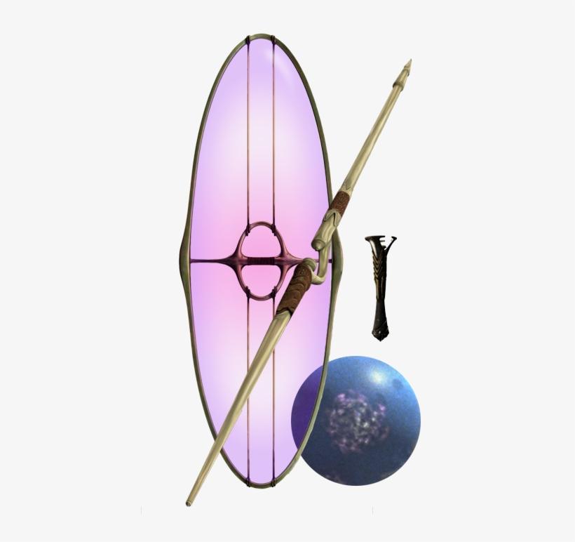 Gungan Personal Energy Shield.