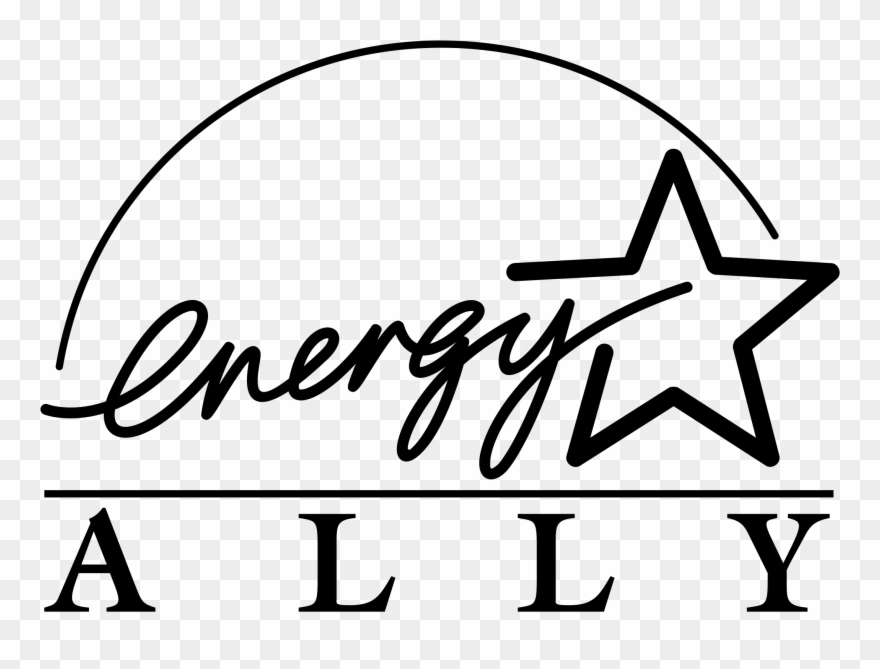 Energy Star Logo Png Transparent Clipart (#3001710).