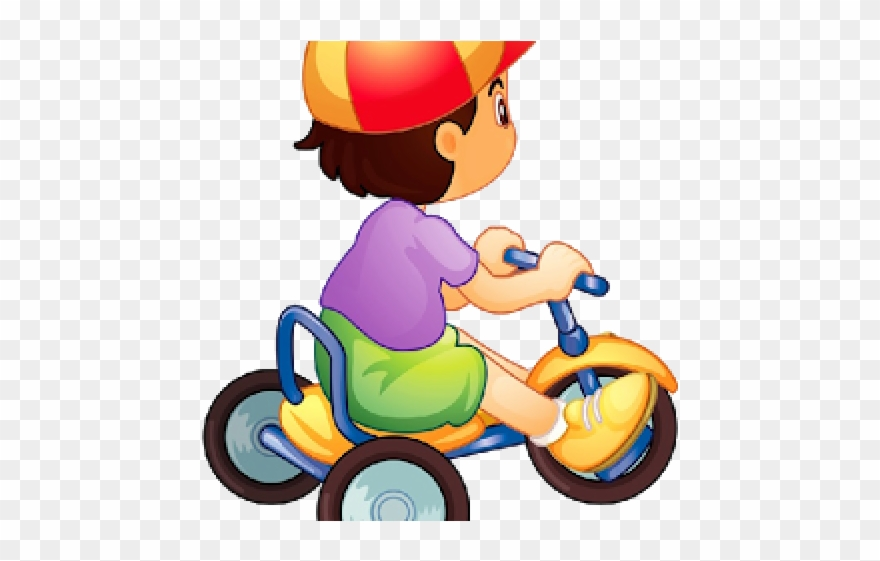 Tricycle Clipart Baby Bike.