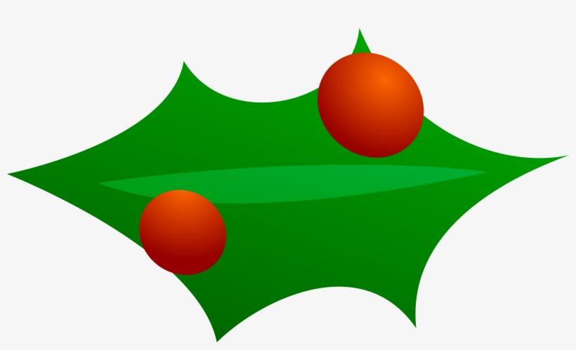Christmas Leaf Decoration Clip Art At Clker.