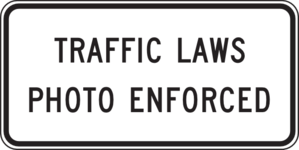 Traffic Laws Photo Enforced Clip Art at Clker.com.