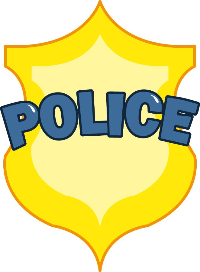 Police clip art law enforcement free clipart images clipartcow.