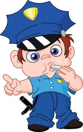 Police clip art law enforcement free clipart images.