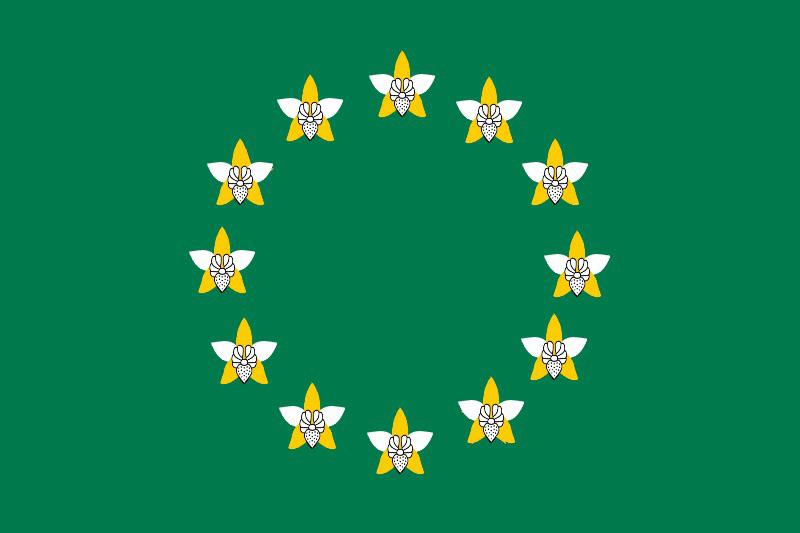 The Enga Province, Papa New Guinea in style of the EU.