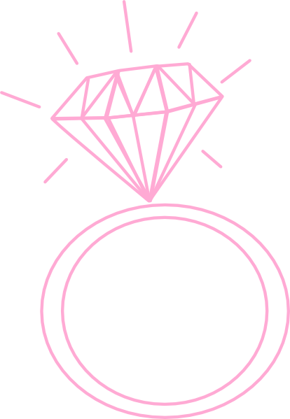 Engagement Ring Clipart Transparent Clipground