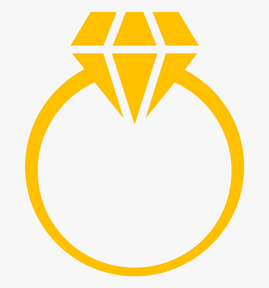 Vector Ring Engagement Diamond Free Download Png Hd.