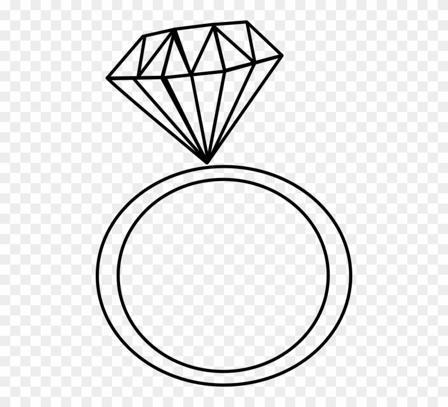 Claddagh Ring Clipart.
