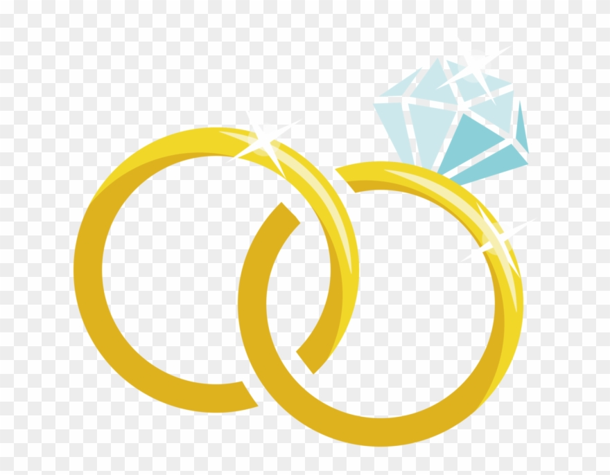 Wedding Ring Png Clipart (#3731374).