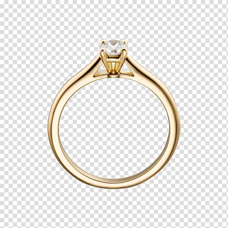 Engagement ring Diamond Wedding ring, gold ring transparent.