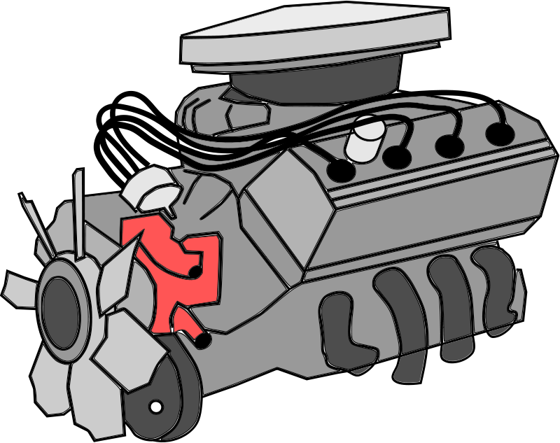Engine Clip Art Free.