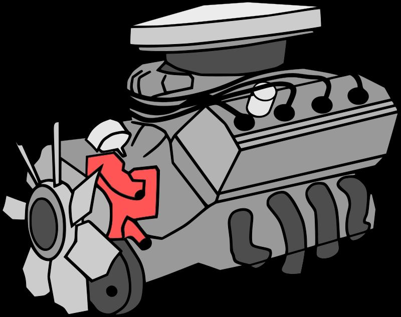 Engine Clip Art Free.