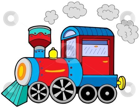 Train Engine Clipart.