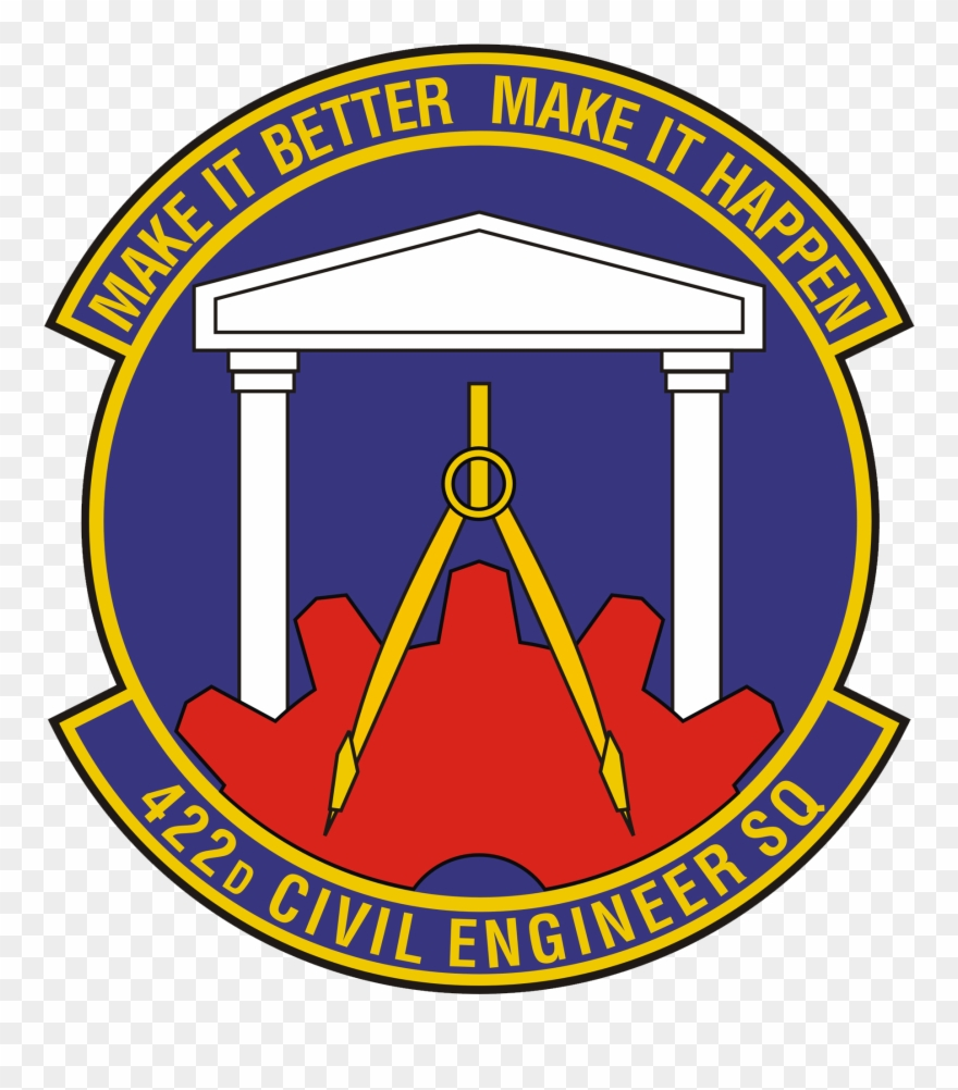 422nd Civil Engineer Squadron Clipart (#2840170).