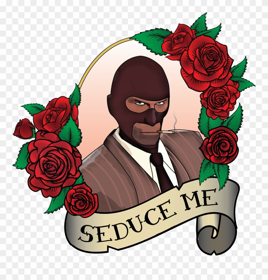 You Guys Liked Engie A Lot, So I Present To You Spy Clipart.