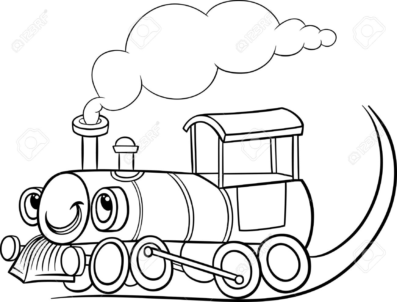 Engine clipart black and white 7 » Clipart Station.